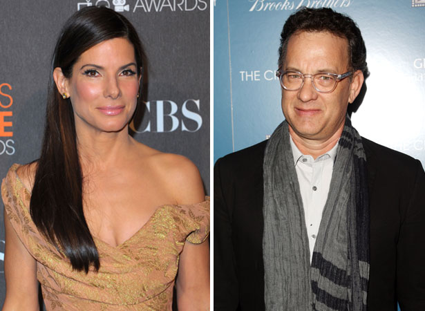 sandra bullock and tom hanks