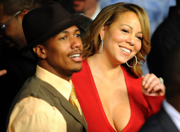nick cannon and mariah harey