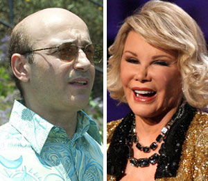 Joan Rivers has a new BF!