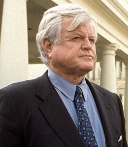 Massachusetts Senator Edward 'Ted' Kennedy passed away late Tuesday night