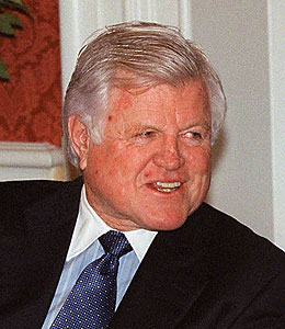 politicians remember ted kennedy