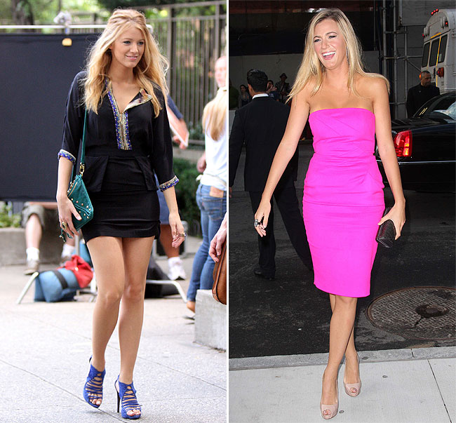 blake lively fashion face-off
