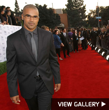Criminal Minds star Shemar Moore