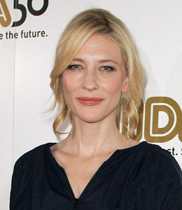 Cate Blanchett suffers head injury