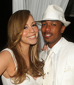 nick cannon mariah carey humor