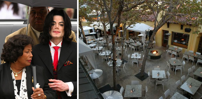 Michael Jackson's family says good at Villa Sorriso