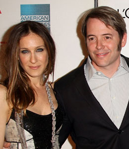 Trouble for Sarah Jessica Parker and Matthew Broderick's surrogate mother