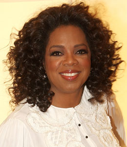Oprah Winfrey talks to Extra about Whitney Houston