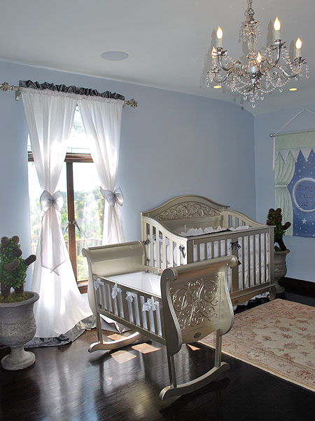 mario and courtney nursery