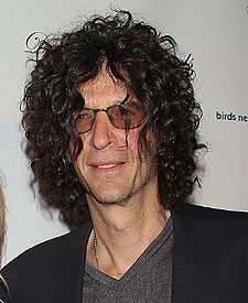 Howard stern virginity