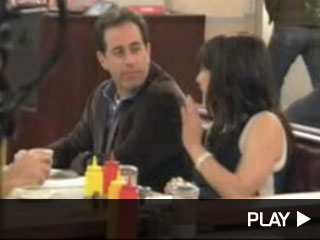 Behind the scenes of the Seinfeld reunion