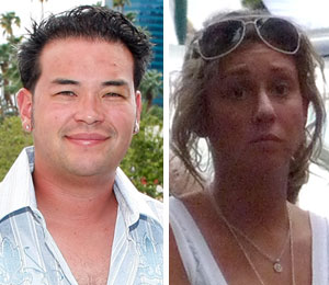 Word is Kate Gosselin is in hysterics as estranged hubby Jon Gosselin plans to bring girlfriend Hailey Glassman home to meet the plus eight!