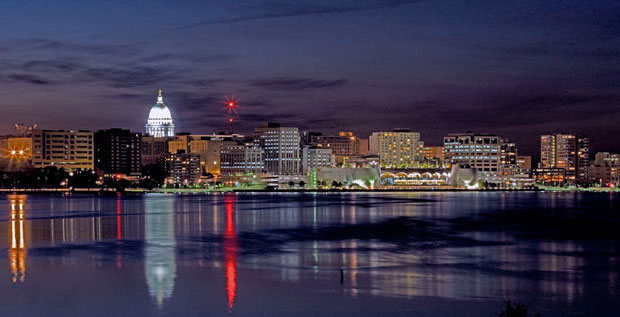 Madison, WI is listed as one of the best places to raise a family