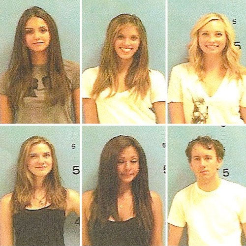Vampire Diaries stars arrested