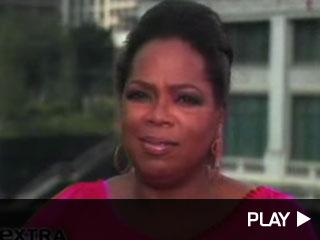 Stars Bring a Smile to Oprah