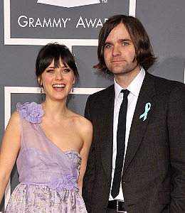 zooey deschanel wedding