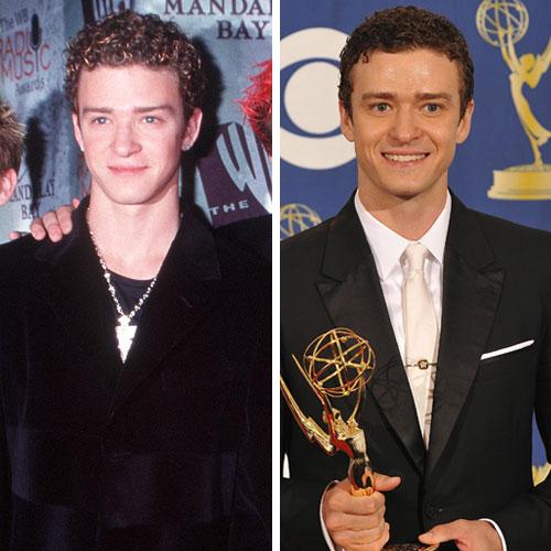 Justin Timberlake won an Emmy Award