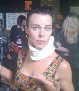 Debi Mazar Rushed to the Hospital