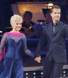 Kelly Osbourne stole the show on Dancing with the Stars
