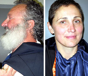 Randy Quaid and Evi Quaid mugshot