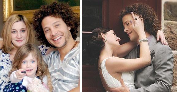 'Idol's' Justin Guarini Gets Married