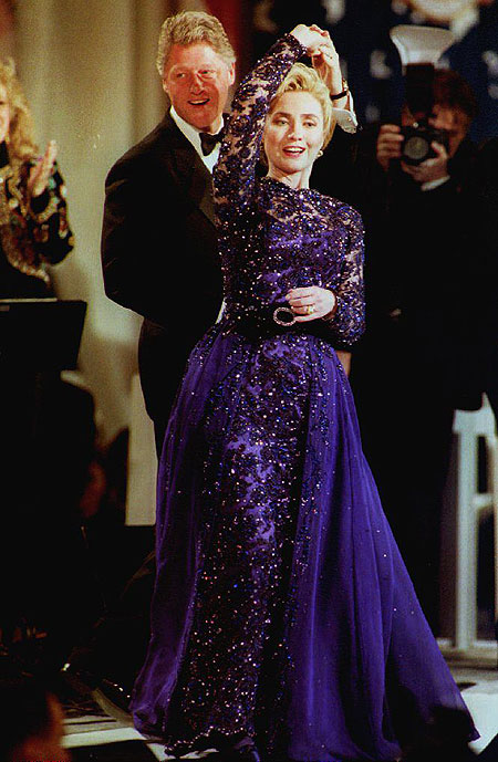 bill clinton dancing with the stars