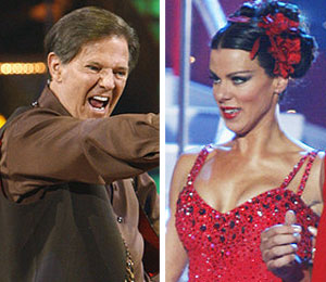 tom delay debi mazar dancing with the stars