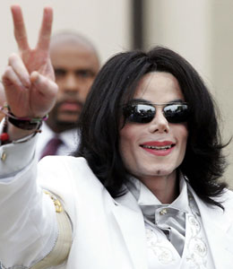 Administers from Michael Jackson's estate sued two corporations for exploiting the superstar's death.