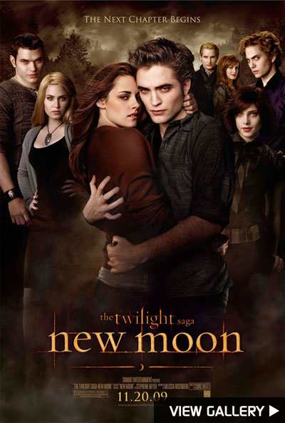 Final New Moon Posters