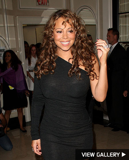 mariah carey transformation photos