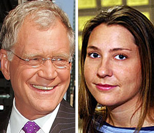 david letterman extortion vote