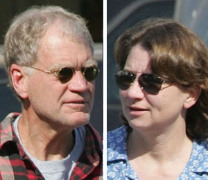 Can David Letterman save his marriage?