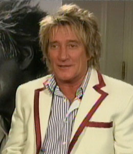 Rod Stewart talks about his new album 'Soulbook'