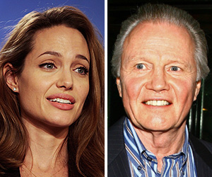 Jon Voight Angelina Jolie Look Alike