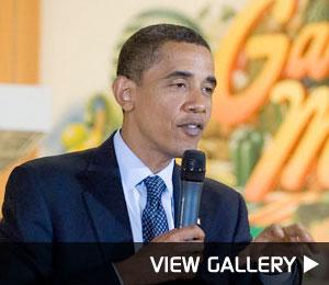 President Obama photo gallery