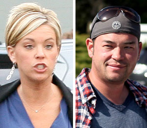 Kate Gosselin files for child and spousal support