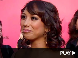 hollywood style awards cheryl burke