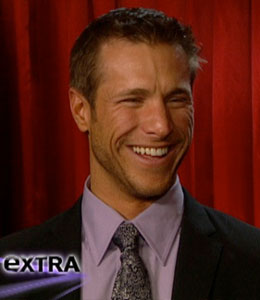 The new Bachelor Jake Pavelka talks to Extra about love
