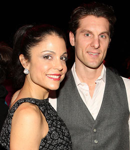 The Real Housewives of New York City's Bethenny Frankel is engaged
