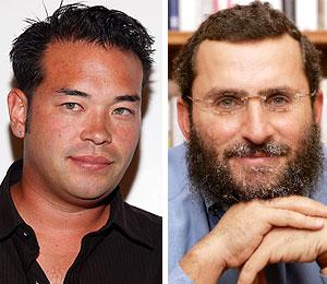 Jon Gosselin Asks Rabbi Shmuley for Help!