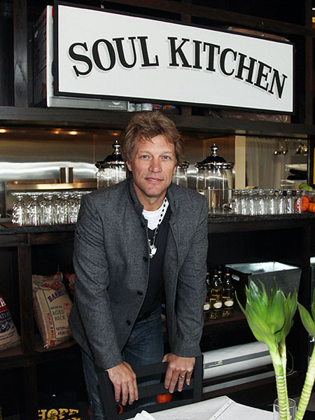 Jon Bon Jovi\'s Soul Kitchen: If You\'re Hungry, Volunteer | ExtraTV.com