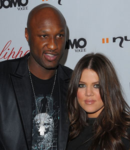 The Khloe Kardashian and Lamar Odom wedding special is coming