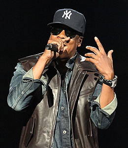 jay-z yankees world series