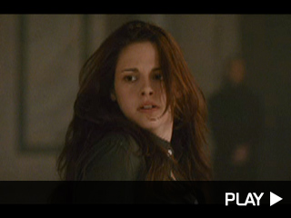 Kristen Stewart in New Moon