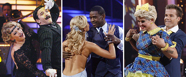 dancing with the stars elimination
