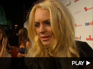 Lindsay lohan virginity