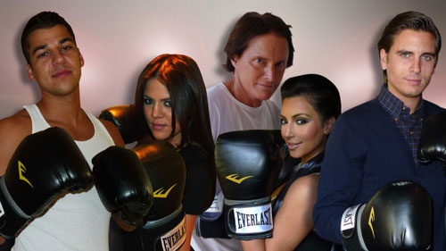 Win Tickets to the Kardashian Charity Knock Out