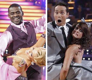 Michael Irvin and Mark Dacascos leave Dancing with the Stars