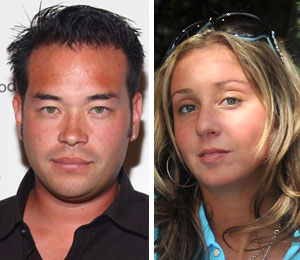 Reality TV dad Jon Gosselin says he stands by former girlfriend Hailey Glassman.