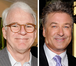 Steve Martin and Alec Baldwin to host Oscars